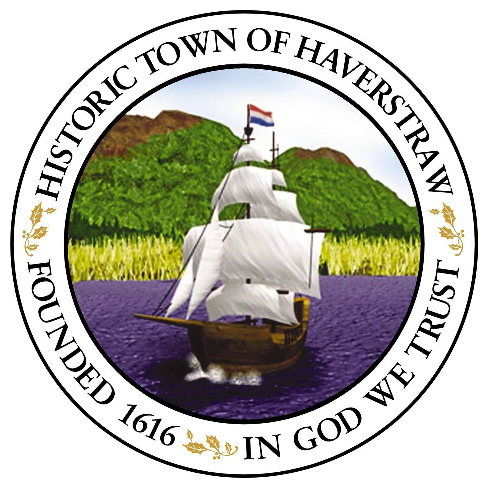 Town of Haverstraw logo on RocklandNews website