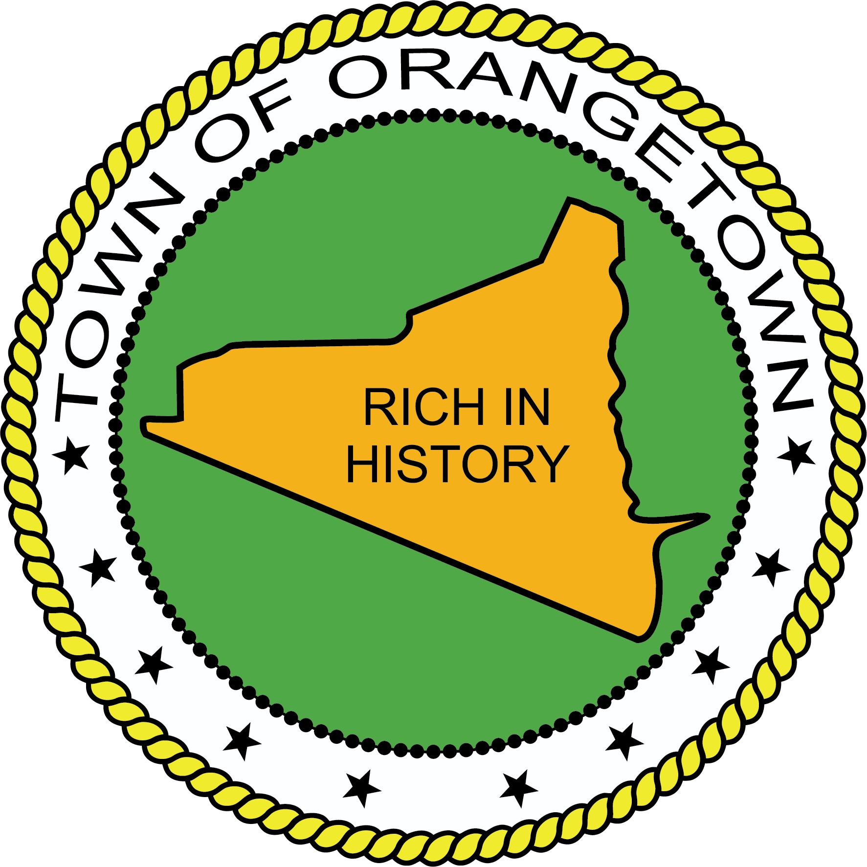Town of Orangetown logo