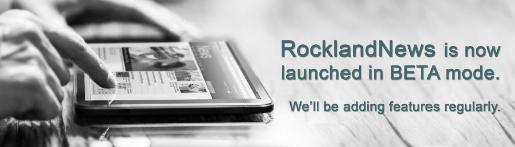 RocklandNews BETA launch announcment - Feb 26, 2021